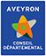 Logo conseil départemental de l'aveyron