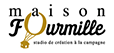 logo maison fourmille - graphistes