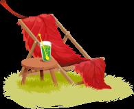 Picto chaise longue