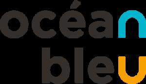logo océan bleu