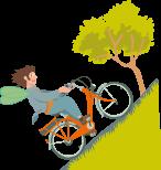 picto vélo électrique