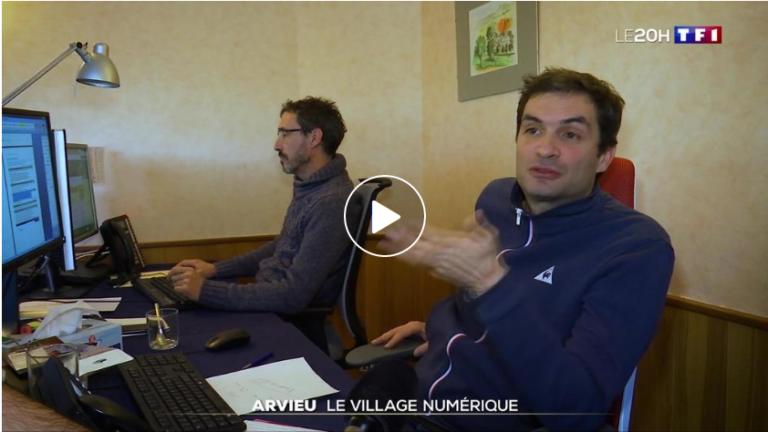 Reportage du 20h de TF1